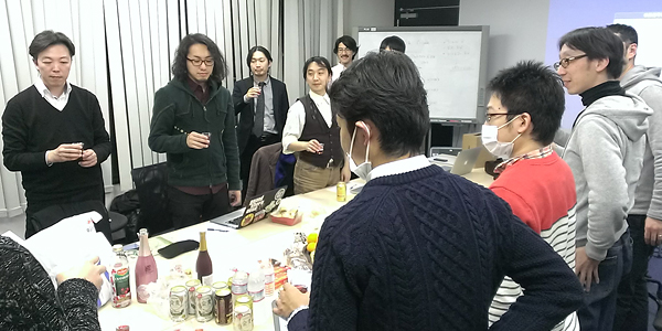 前回「第24回 C-LAB IDEA SHARING」の写真